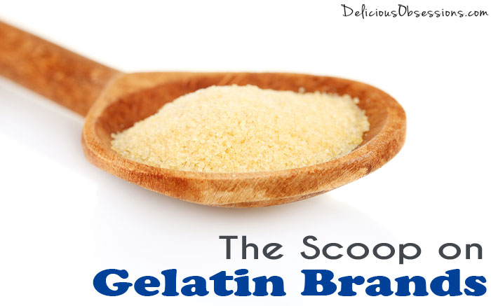 The Scoop on #Gelatin Brands // deliciousobsessions.com