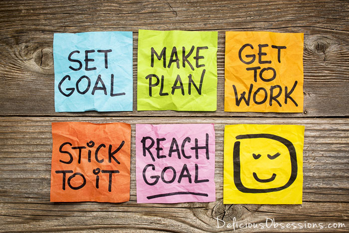 8 Tips For Setting Goals (and Sticking with Them)