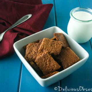 Paleo Coconut Cinnamon Cereal :: Gluten-Free, Grain-Free, Dairy-Free