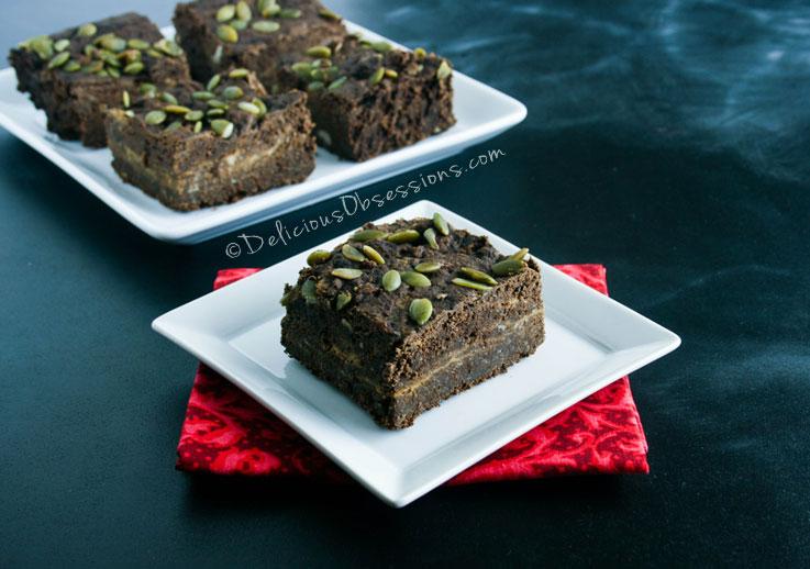 Pumpkin Brownies :: Grain and Gluten Free, Dairy Free and Autoimmune Option, Paleo / Primal
