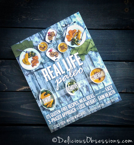 Turkey Thai Basil Recipe and a Real Life Paleo Book Review