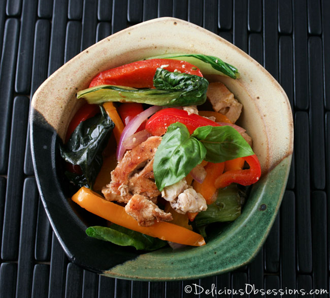 Turkey Thai Basil :: Gluten-Free, Grain-Free, Dairy-Free