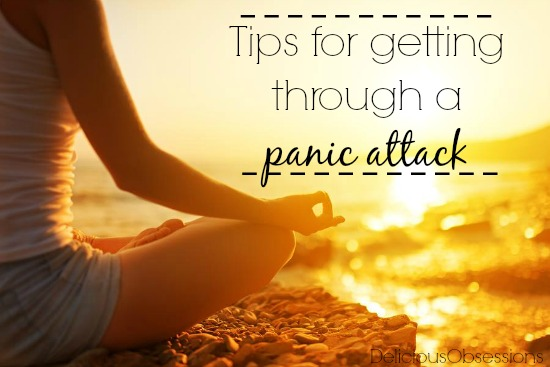 How to Get Through a Panic Attack
