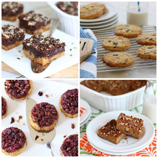 Recipes from Everyday Grain-Free Baking by Kelly Smith // deliciousobsessions.com