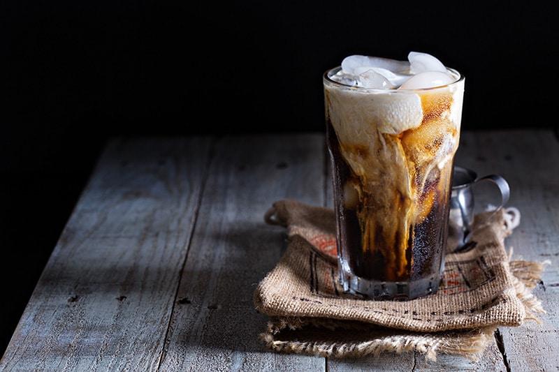 How to Make Hazelnut Vanilla Coffee Creamer :: Dairy-Free, Gluten-Free, Refined Sugar-Free