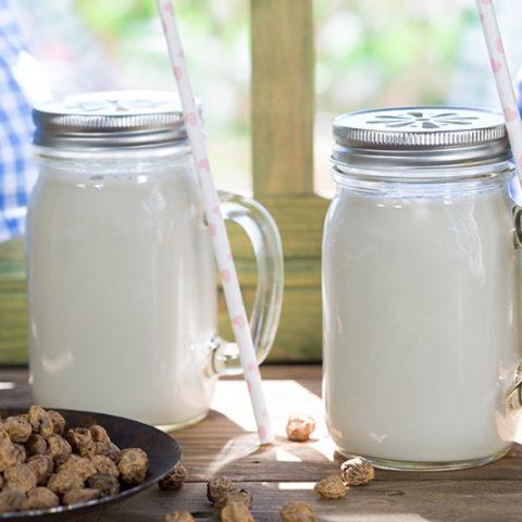 How to Make Tigernut Milk (i.e. Horchata or Chufa Milk, a Delicious Dairy-Free Alternative) // deliciousobsessions.com