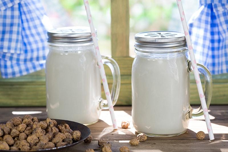 How to Make Tigernut Milk (i.e. Horchata or Chufa Milk, a Delicious Dairy-Free Alternative)