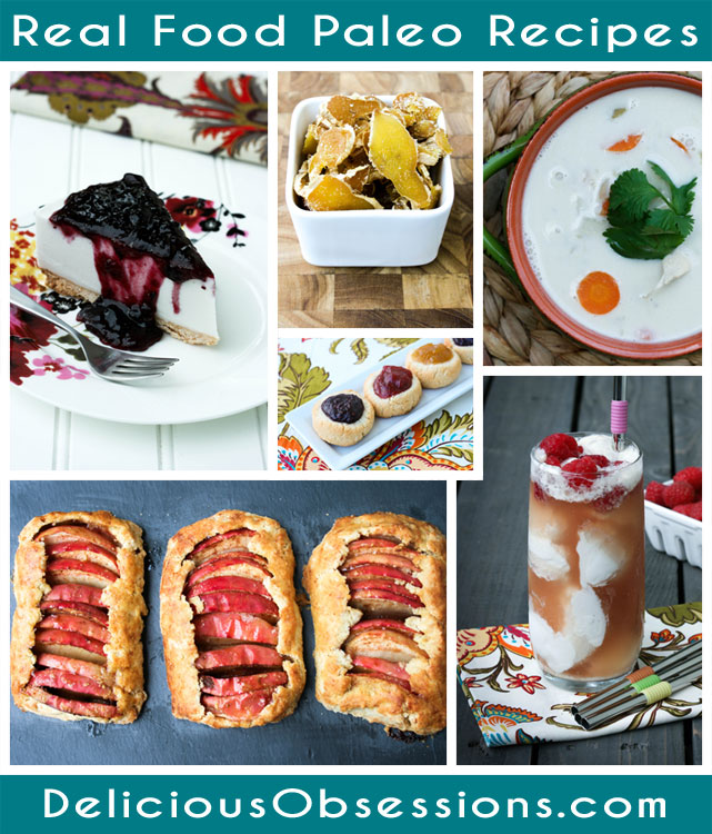 Nourishing, Real Food Paleo Recipes The Whole Family Will Love!   deliciousobsessions.com // deliciousobsessions.com