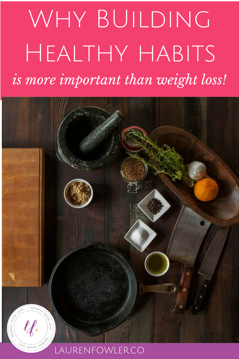 Why Healthy Behaviors Matter More than Weight Loss