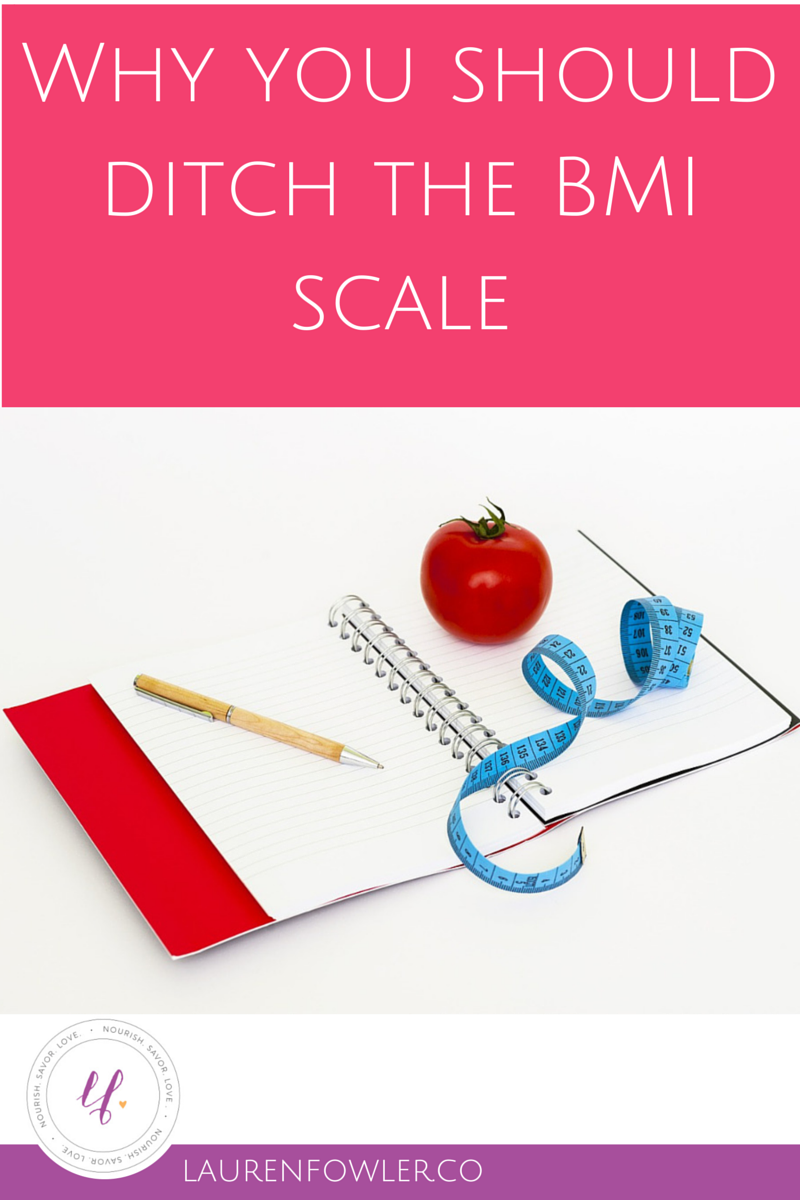 Why You Should Ditch the BMI Scale // deliciousobsessions.com