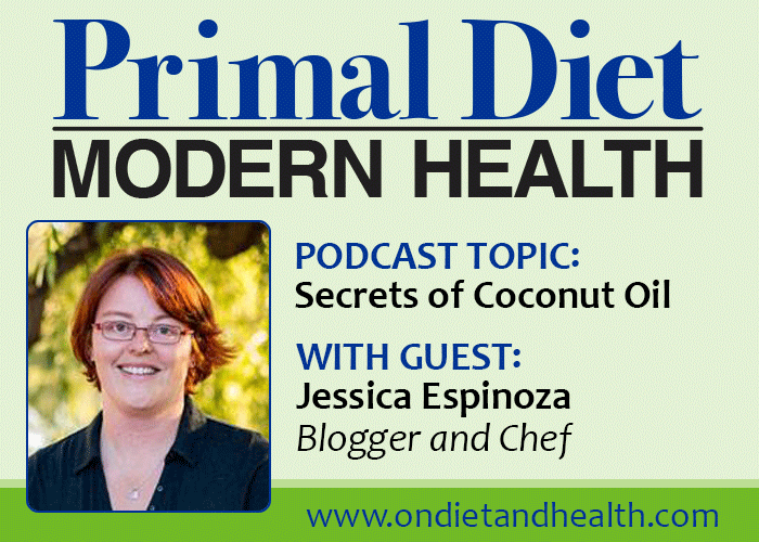 Interview: Secrets of Coconut Oil on Primal Diet Modern Health