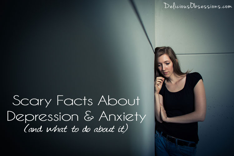 What are some facts about depression?
