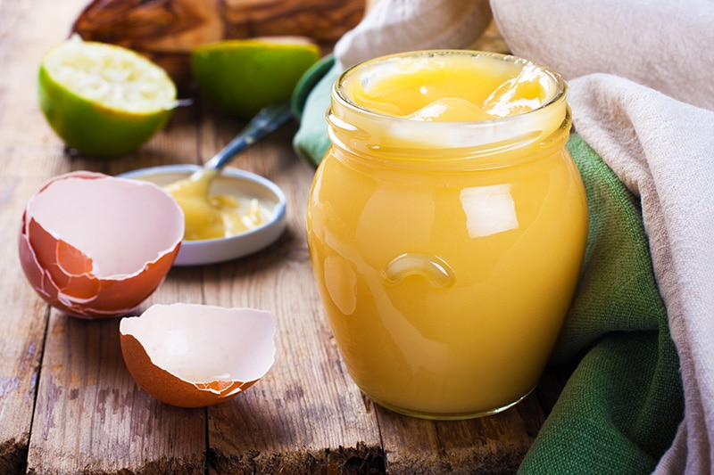 Homemade Lime Curd :: Gluten-Free, Grain-Free, Refined Sugar-Free