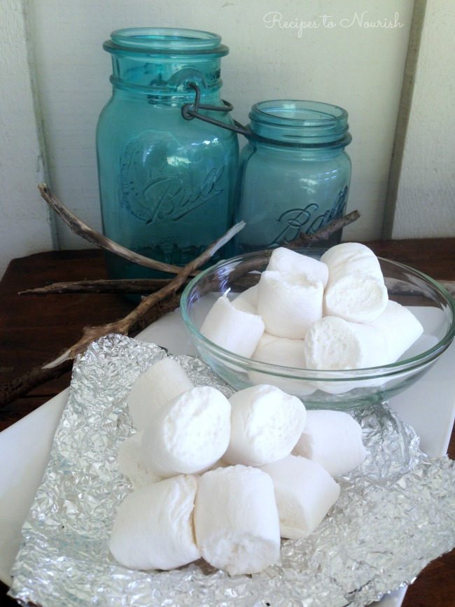 Homemade Marshmallow |Delicious Obsessions