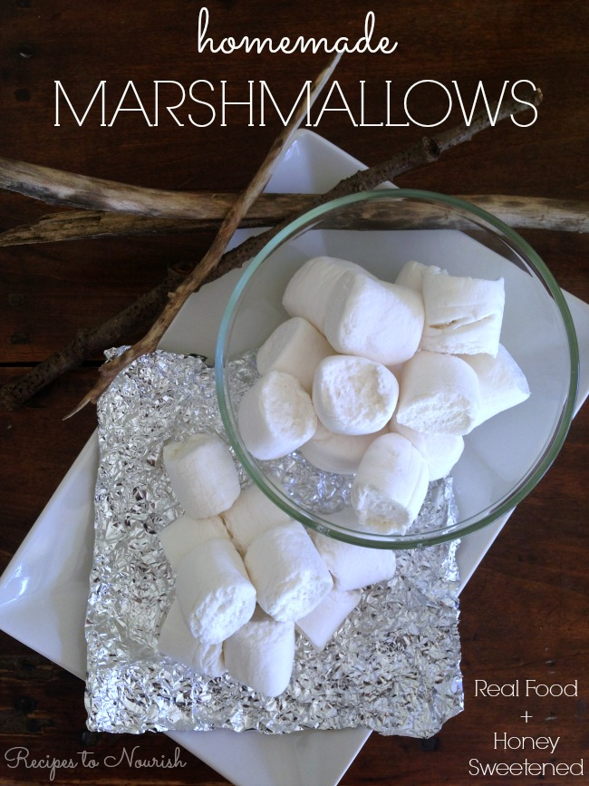 Learn How to Make Homemade Marshmallows :: Gluten-Free, Dairy-Free, Refined Sugar Free // deliciousobsessions.com