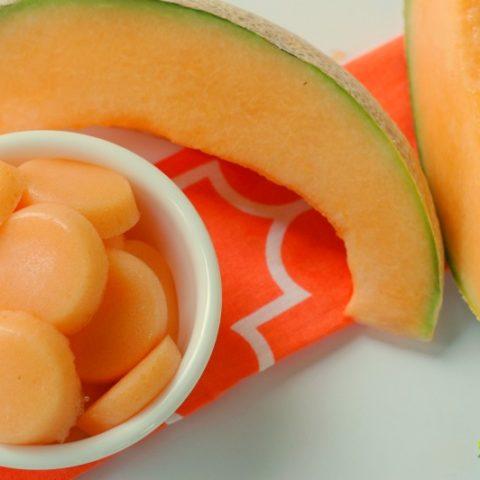 Melon Gummies :: Gluten-Free, Grain-Free, Dairy-Free, Refined Sugar-Free