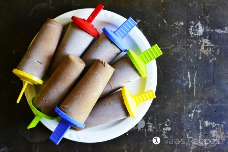 Real Food Fudgesicles (with a secret ingredient) :: Gluten-Free and Dairy-Free