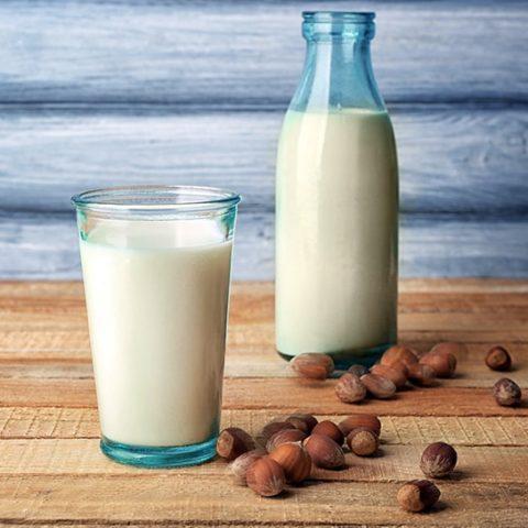 How to Make Hazelnut Milk :: Gluten-Free, Grain-Free, Dairy-Free, Refined Sugar-Free