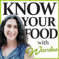 Interview: The Know Your Food Podcast with Wardee Harmon // deliciousobsessions.com