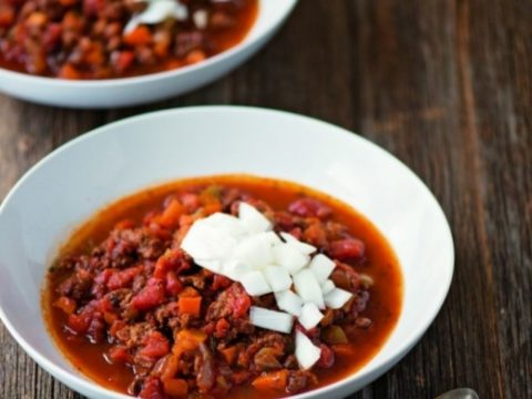 Slow Cooker Beef Chili From Down South Paleo Paleo Gluten Free Grain Free Dairy Free Delicious Obsessions Real Food Gluten Free Paleo Recipes Natural Living Info