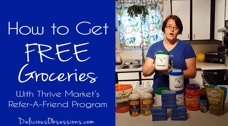 How You Can Get FREE Groceries with Thrive Market's Refer-A-Friend Program