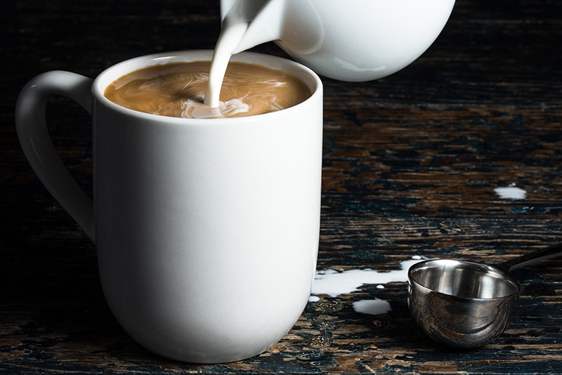 Dairy-Free Maple Coffee Creamer :: Gluten-Free, Gum-Free, Refined Sugar-Free