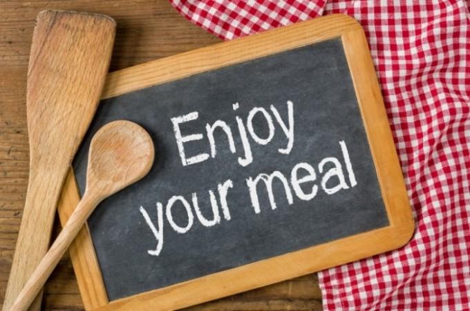 Yummy Lunch Clip Art