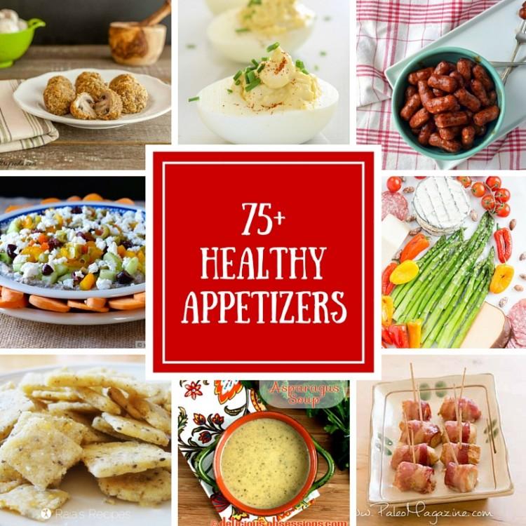 75+ Healthy Appetizers :: Paleo, Primal, Gluten-Free, Grain-Free, Dairy-Free