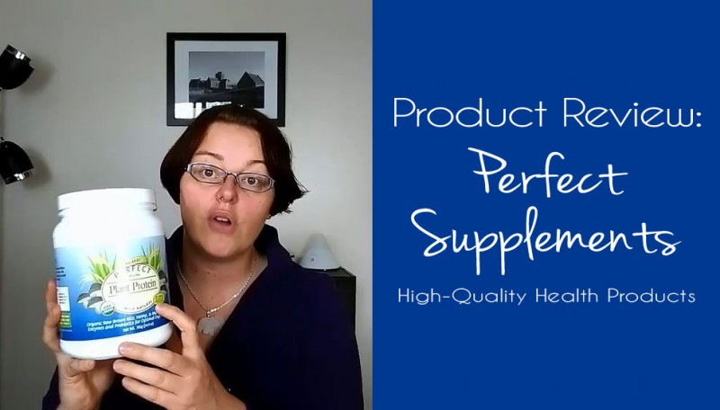 Perfect Supplements Product Review // deliciousobsessions.com