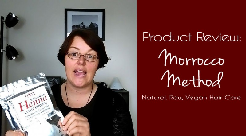 Morrocco Method Product Review :: Natural, Raw, Vegan Hair Care