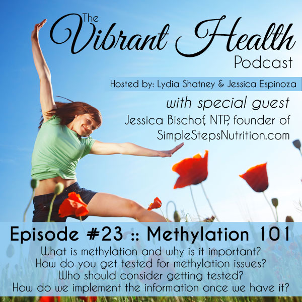 The VH Podcast, Episode 23: Methylation 101 // deliciousobsessions.com
