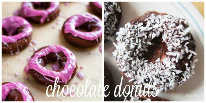 Chocolate Donuts | Delicious Obsessions