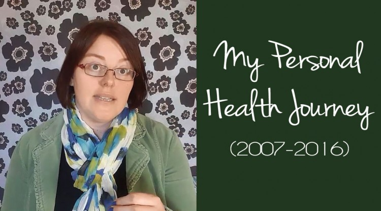 My Personal Health Journey (2007-2016)