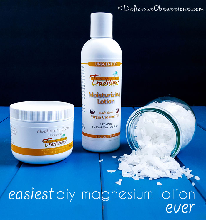 how to make magnesium lotion