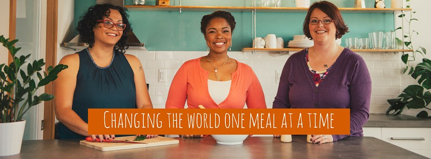How I am Changing the Landscape of Real Food, One Meal at a Time (and how you can too!) // deliciousobsessions.com