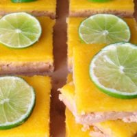 Grain-Free Lime Bars :: Gluten-Free, Dairy-Free Option
