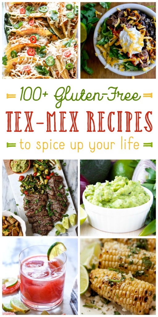 Gluten-Free Tex-Mex Recipes