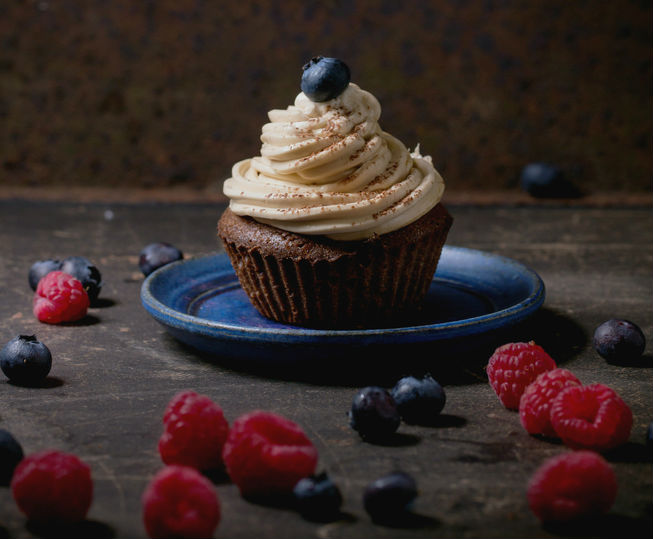 60+ Healthier Cakes, Pies & Other Desserts :: Gluten, Grain, & Dairy-Free // deliciousobsessions.com