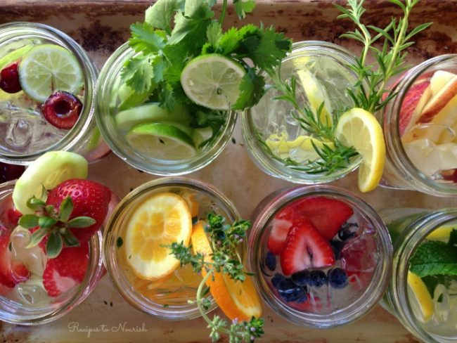 10 Hydrating Infused Waters Recipes