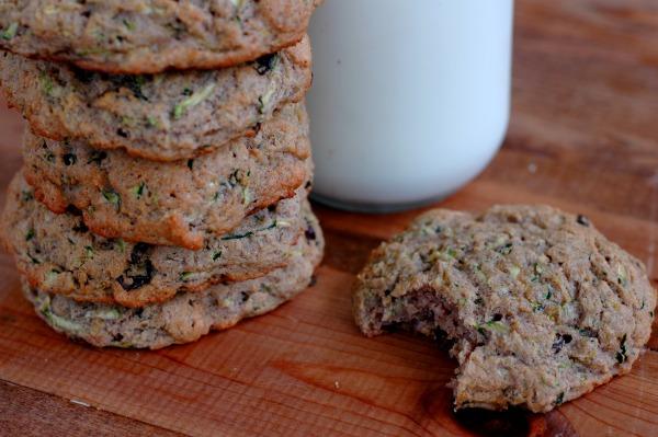 Paleo Cinnamon Raisin Zucchini Breakfast Cookies :: Gluten, Grain & Dairy-Free