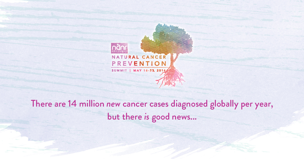 The FREE Natural Cancer Cures Summit // deliciousobsessions.com