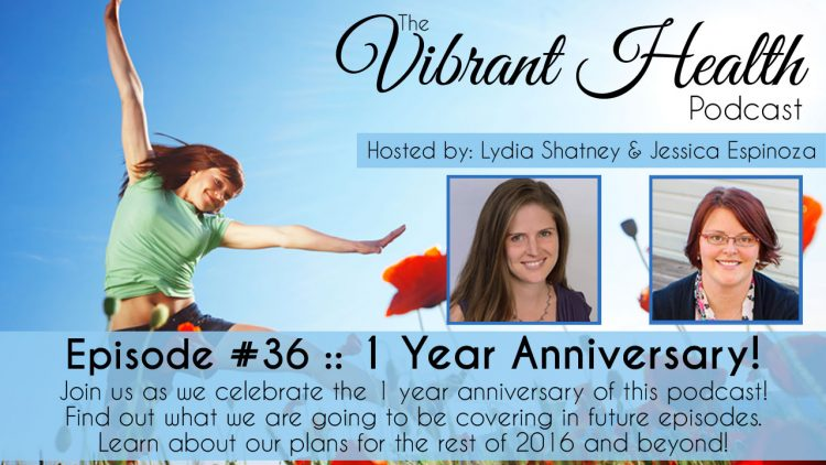 The VH Podcast, Episode 36: Happy 1 Year Anniversary!