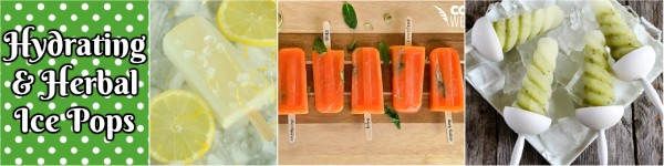 80+ Real Food Ice Pops!
