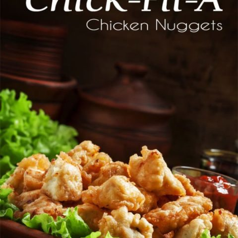 Copycat Chick-Fil-A® Chicken Nuggets :: Gluten-Free, Dairy-Free, Grain-Free Option