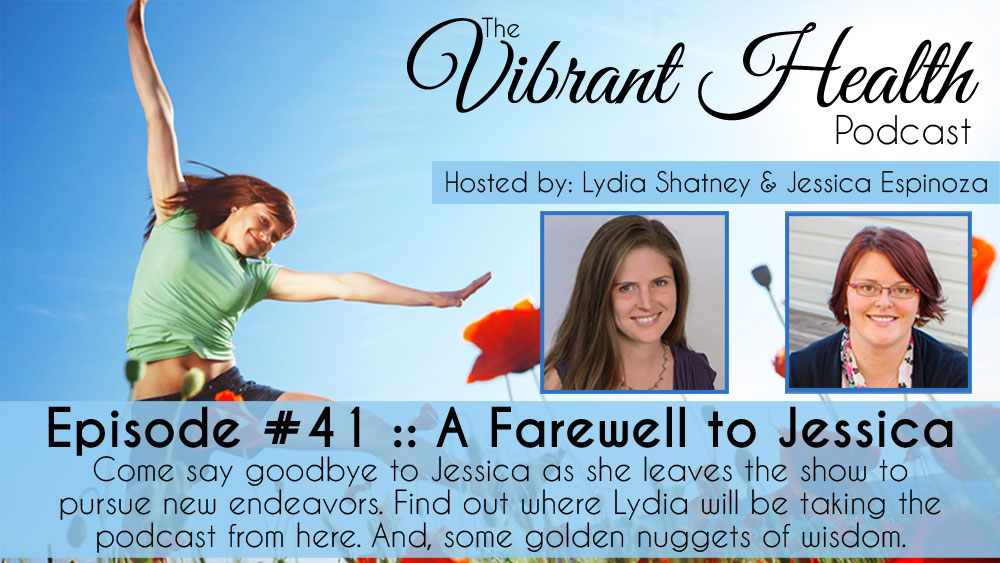 The VH Podcast, Episode 41: A Farewell to Jessica