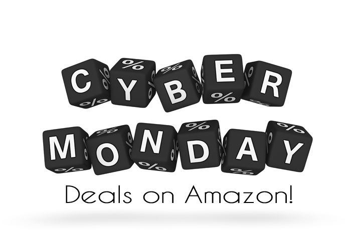 Cyber Monday Deals on Amazon // deliciousobsessions.com