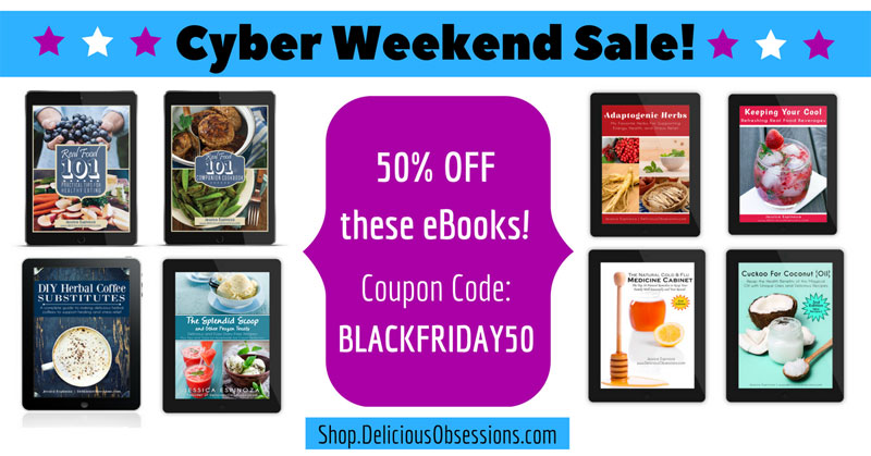 Support small businesses with these great deals time sensitive this special offer is applicable on the following ebooks which includes my best selling diy herbal coffee guide and real food 101 ebooks fandeluxe Images