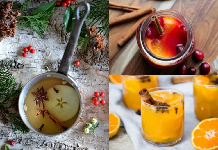 101 Healthy Drinks for Any Celebration // deliciousobsessions.com