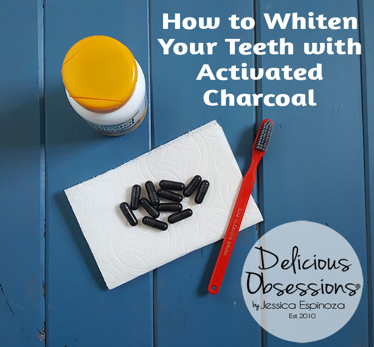 How to Whiten Your Teeth with Activated Charcoal