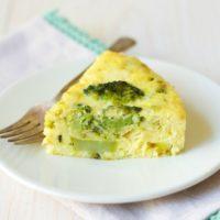 Easy Instant Pot Bacon Broccoli Frittata :: Gluten-Free, Grain-Free